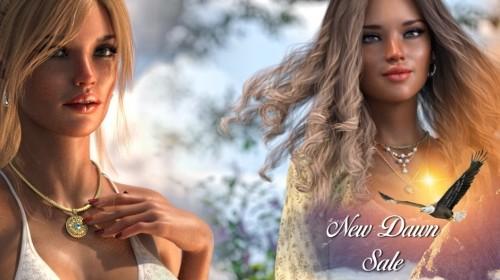 """Jan.2021  - Sveva's """"New Dawn"""" SALE"""