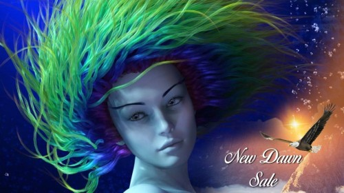 "Jan.2021 - prae's ""New Dawn"" SALE"
