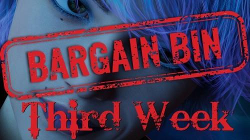 Oct.2021 -October Bargain Bins - Third Week