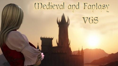 September 2021 - Medieval and Fantasy VGS