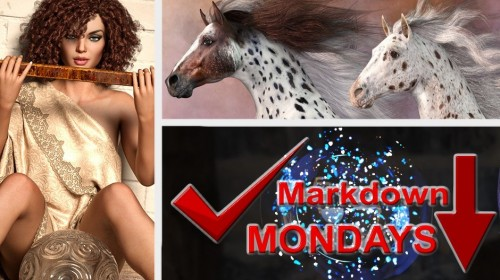 Sept.2021 - MarkDown MONDAYS - Third Week
