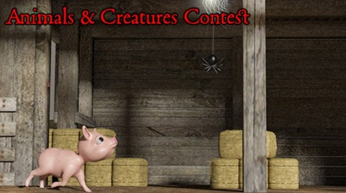 Animals and Creatures Contest