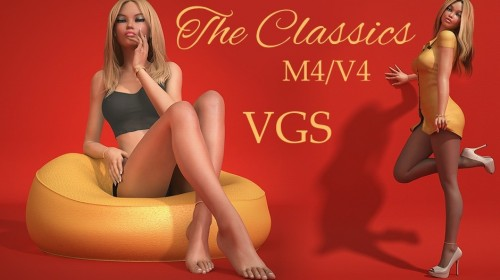 August 2021 - The Classics:  M4/V4 - Part I