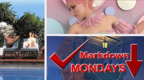 Sept.2021 - MarkDown MONDAYS - Fourth Week