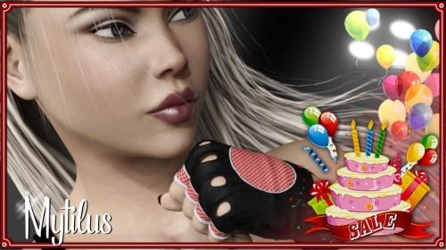 Jan.2021  - Mytilus' Birthday SALE