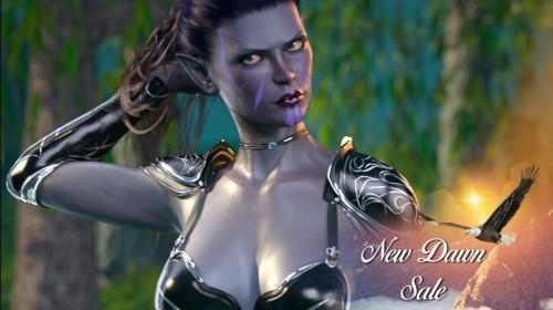 """Jan.2021 - SWTrium's """"New Dawn"""" SALE"""