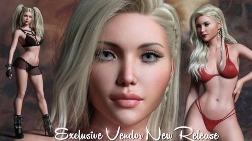Jan.2021 - Rhiannon's Exclusive Vendor New Release