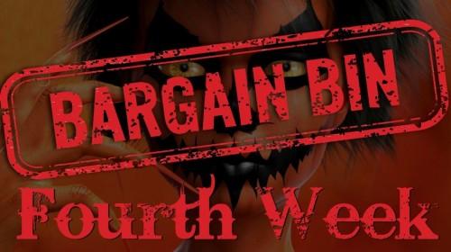 Oct.2021 -October Bargain Bins - Fourth Week
