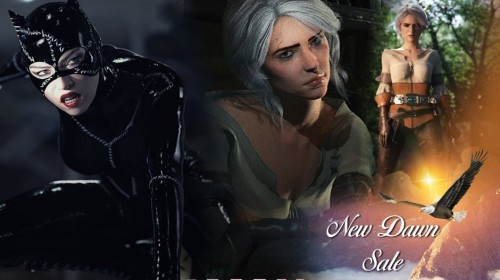 "Jan.2021 - secondcircle's ""New Dawn"" SALE"