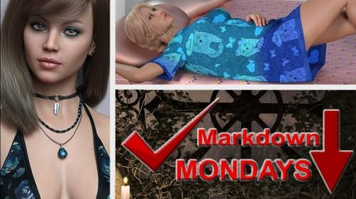 Oct.2021 - MarkDown MONDAYS - Fourth Week