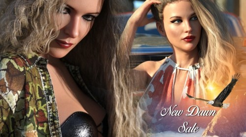 "Jan.2021 - RainbowLight's ""New Dawn"" SALE"