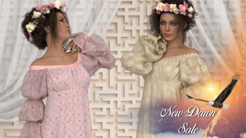 "Jan.2021  - Lully's ""New Dawn"" SALE"