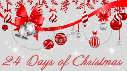 Dec.2020 - 24 Days Of Christmas