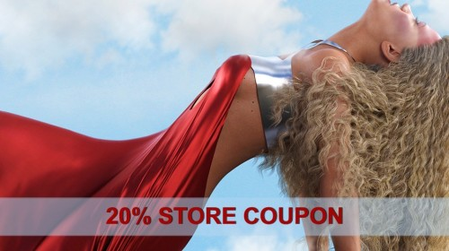 December 2020 - 20% Store Coupon
