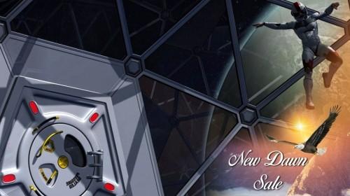 "Jan.2021 - coflek-gnorg's ""New Dawn"" SALE"