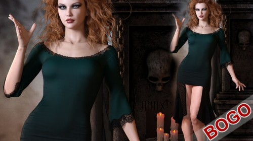 Oct.2021 -   BOGO New Release by Sveva