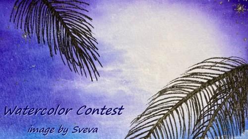 Watercolor Contest (Image by Sveva)