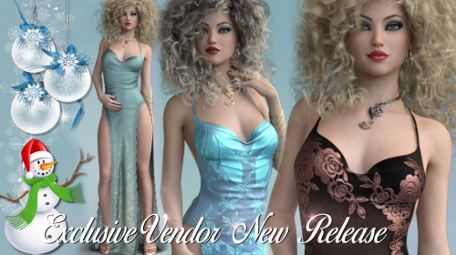 Dec.2020 - Sveva's Exclusive Vendor New Release