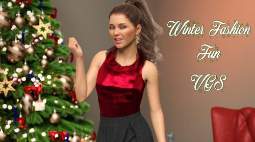 December 2020 - Winter Fashion Fun VGS