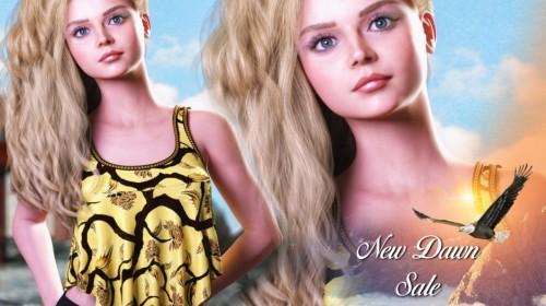"""Jan.2021  - JaMaRe's """"New Dawn"""" SALE"""
