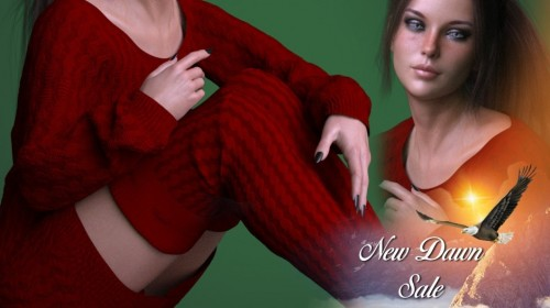 """Jan.2021 - xtrart-3d's """"New Dawn"""" SALE"""