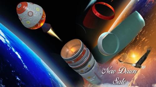 """Jan.2021  - Cybertenko's """"New Dawn"""" SALE"""
