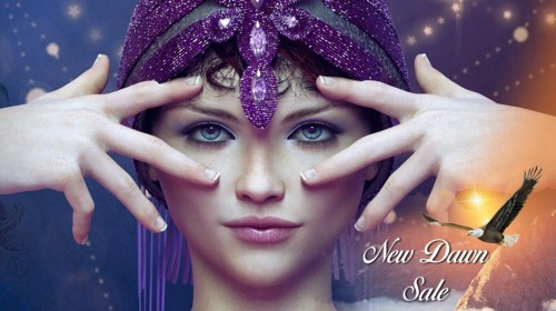 "Jan.2021  - vyktohria's ""New Dawn"" SALE"