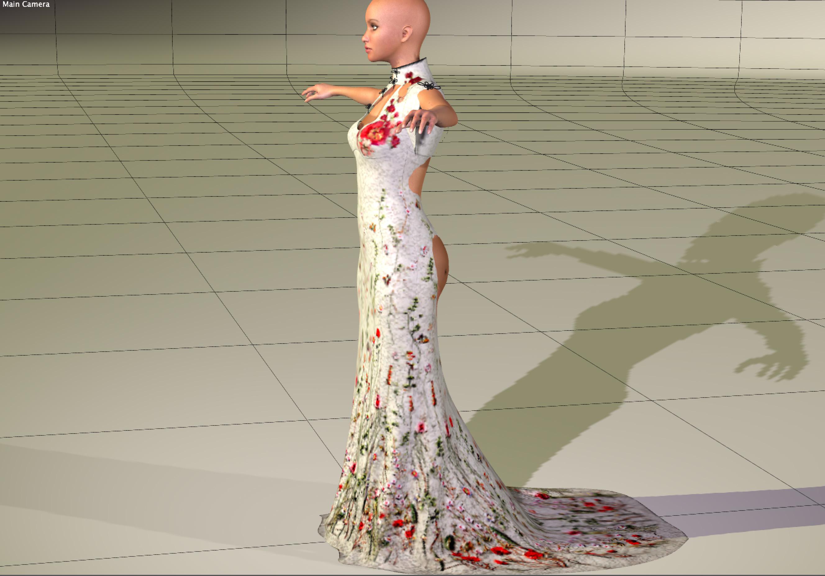 1_ Load LF and Dress obj.jpg